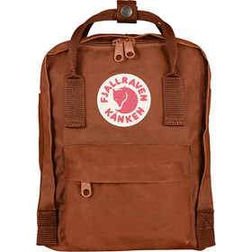 Fjällräven Kånken Mini Backpack Kids brick